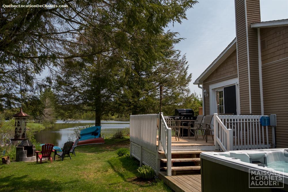 cottage rental Estrie/Cantons-de-l'est, Richmond Cleveland (pic-5)