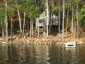 waterfront cottage rentals Rapides-des-Joachims, Outaouais