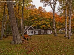 waterfront cottage rentals Ile d'Orléans, Québec