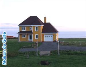 chalet à louer Havre-Aubert, Îles-de-la-Madeleine