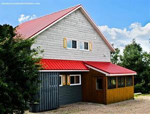 cottage rentals Saint-Gabriel-de-Valcartier, Québec