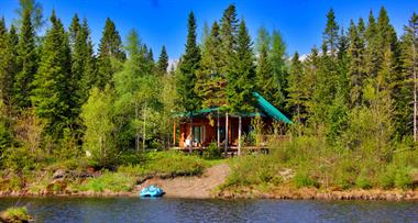 cottage rentals with last minute deals Sainte-Christine d'Auvergne, Québec