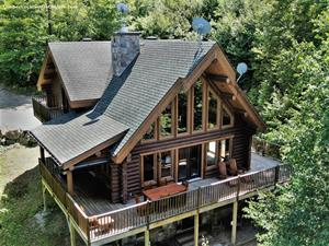 waterfront cottage rentals Mont-Tremblant, Laurentides