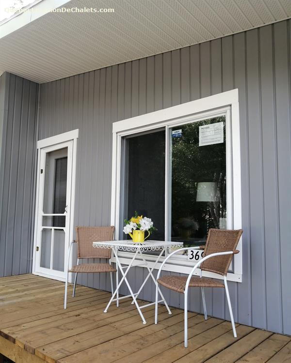 cottage rental Mauricie, Saint-Paulin (pic-1)