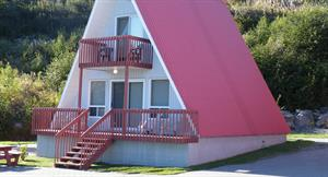 cottage rentals Essipit, Côte-Nord