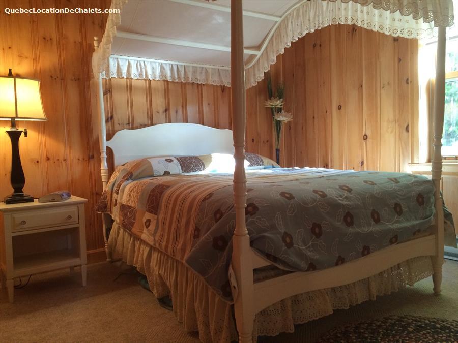 cottage rental Estrie/Cantons-de-l'est, North Hatley (pic-9)