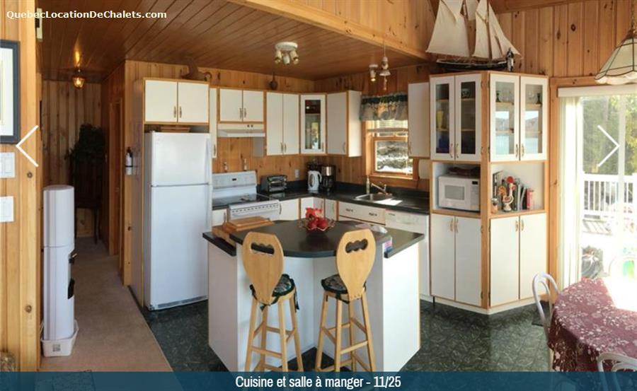 cottage rental Estrie/Cantons-de-l'est, North Hatley (pic-7)