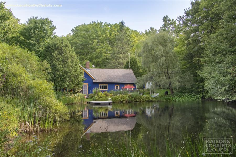 cottage rental Estrie/Cantons-de-l'est, Racine (pic-1)