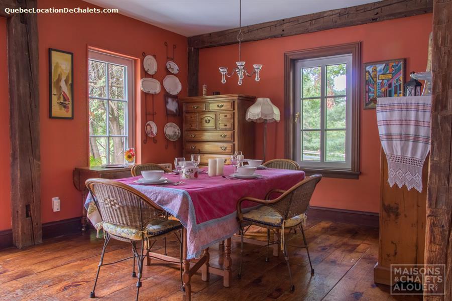 cottage rental Estrie/Cantons-de-l'est, Racine (pic-9)