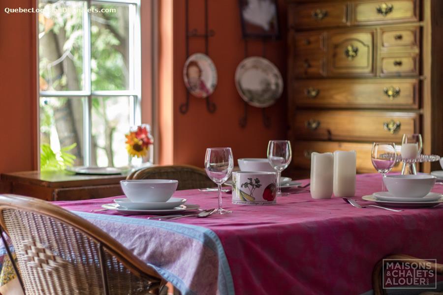 cottage rental Estrie/Cantons-de-l'est, Racine (pic-10)