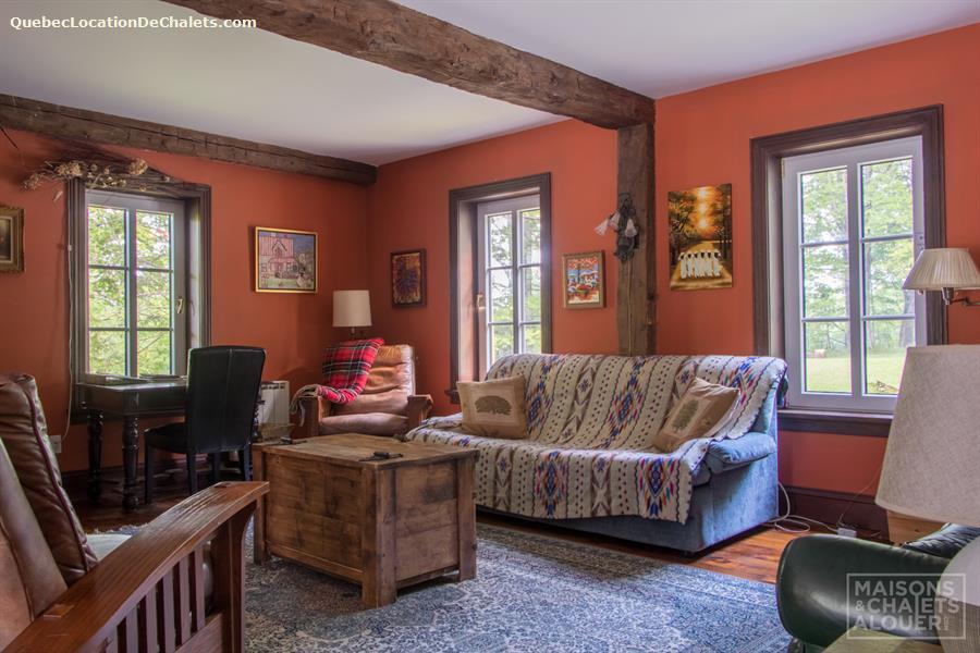 cottage rental Estrie/Cantons-de-l'est, Racine (pic-11)