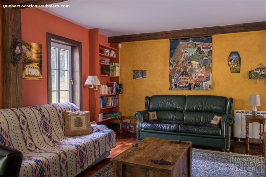 cottage rental Estrie/Cantons-de-l'est, Racine (pic-12)