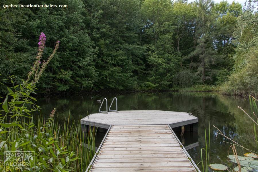 cottage rental Estrie/Cantons-de-l'est, Racine (pic-3)