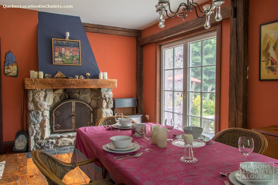 cottage rental Estrie/Cantons-de-l'est, Racine (pic-8)