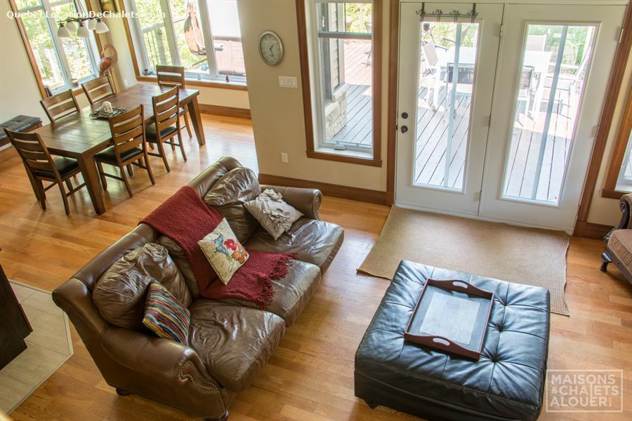 cottage rental Estrie/Cantons-de-l'est, l'Avenir (pic-8)