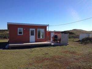 chalets à louer Pointe-aux-Loups, Îles-de-la-Madeleine