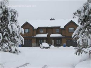 location chalet ski mont st anne