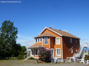 waterfront cottage rentals l'Islet-sur-Mer, Chaudière Appalaches
