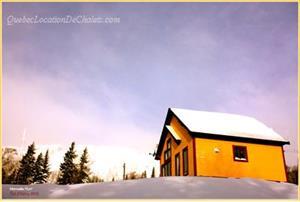 chalet ou condos de ski  Gasp�sie