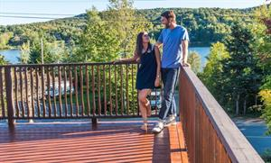 Cottage rental | Cottage Žiema - 8-14 people*