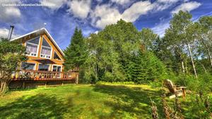 cottage rentals La Malbaie, Charlevoix