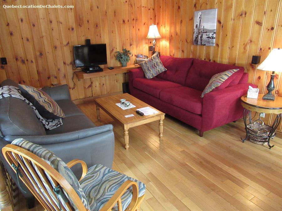 cottage rental Laurentides, Val-David (pic-5)