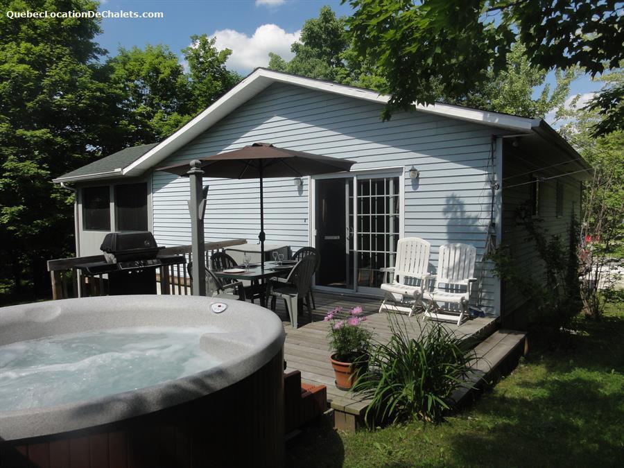cottage rental Estrie/Cantons-de-l'est, Eastman (pic-4)