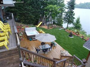 cottage rentals with last minute deals Chertsey, Lanaudière
