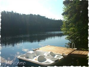 chalet à louer bord de l'eau Saint-Fulgence, Saguenay-Lac-St-Jean
