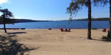 chalets à louer bord de l'eau Chicoutimi, Saguenay-Lac-St-Jean