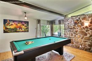 waterfront cottage rentals Saint-Adolphe d'Howard, Laurentides