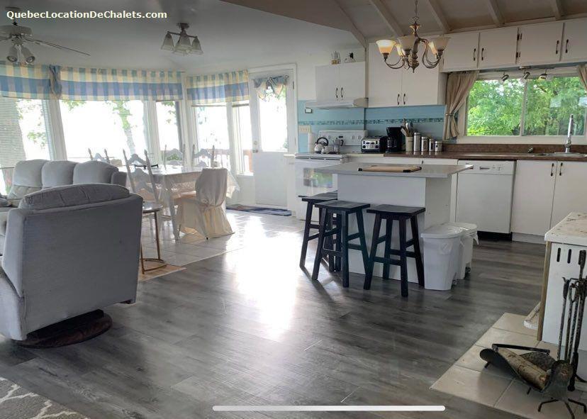 cottage rental Saguenay-Lac-St-Jean, Saint-Henri-de-Taillon (pic-8)