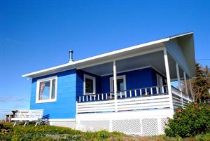 waterfront cottage rentals Saint-Simon-sur-Mer, Bas Saint-Laurent