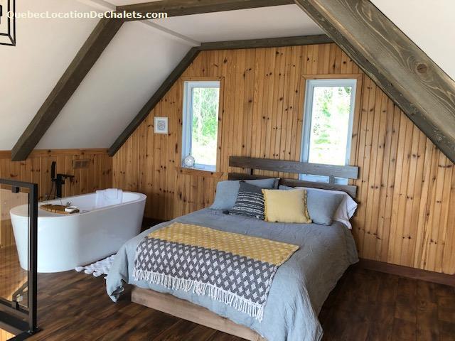 cottage rental Bas Saint-Laurent, Saint-Mathieu-de-Rioux (pic-13)