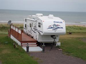 chalets à louer bord de l'eau Havre-aux-Maisons, Îles-de-la-Madeleine