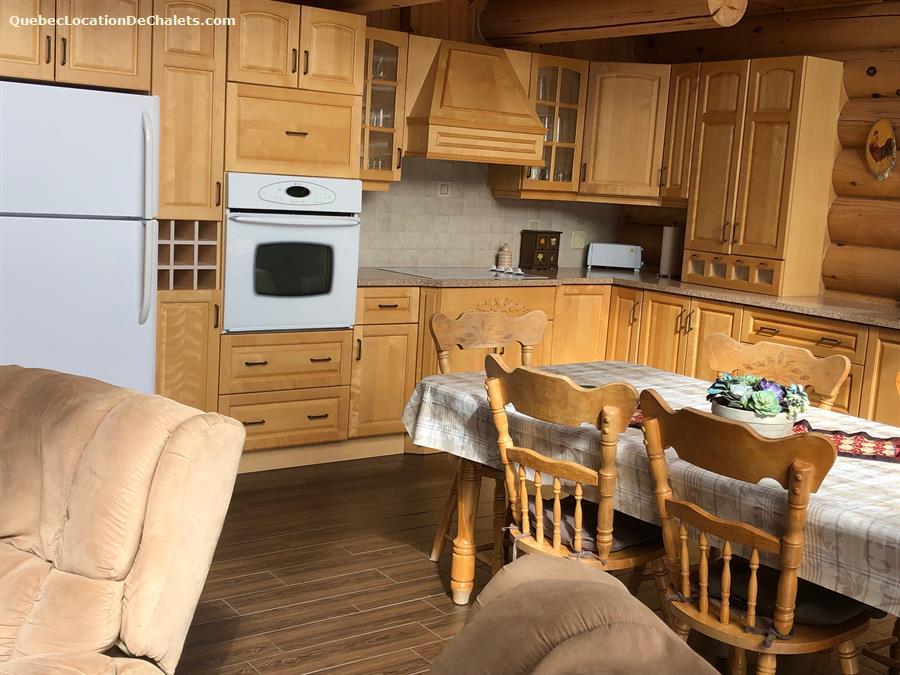 cottage rental Charlevoix, Saint-Tite-des-Caps (pic-7)
