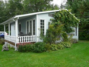 cottage rentals Champlain, Mauricie