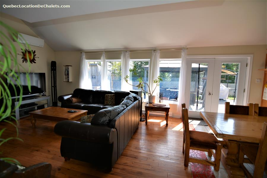 cottage rental Laurentides, Val-David (pic-4)