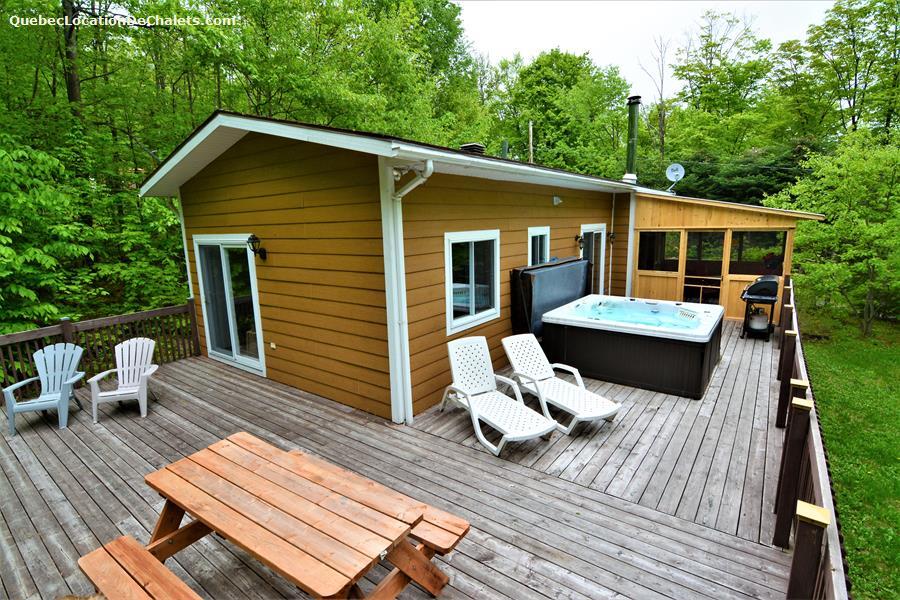 cottage rental Lanaudière, Saint-Calixte (pic-2)