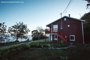 chalets à louer Les Méchins, Gaspésie