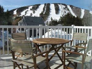 chalets ou condos de ski Sainte Irène, Gaspésie