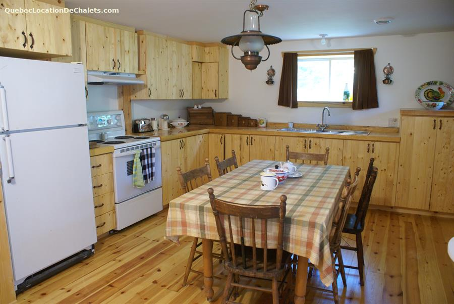 cottage rental Lanaudière, Saint-Calixte (pic-11)