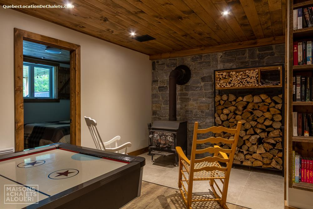 cottage rental Estrie/Cantons-de-l'est, Saint-Herménégilde (pic-13)