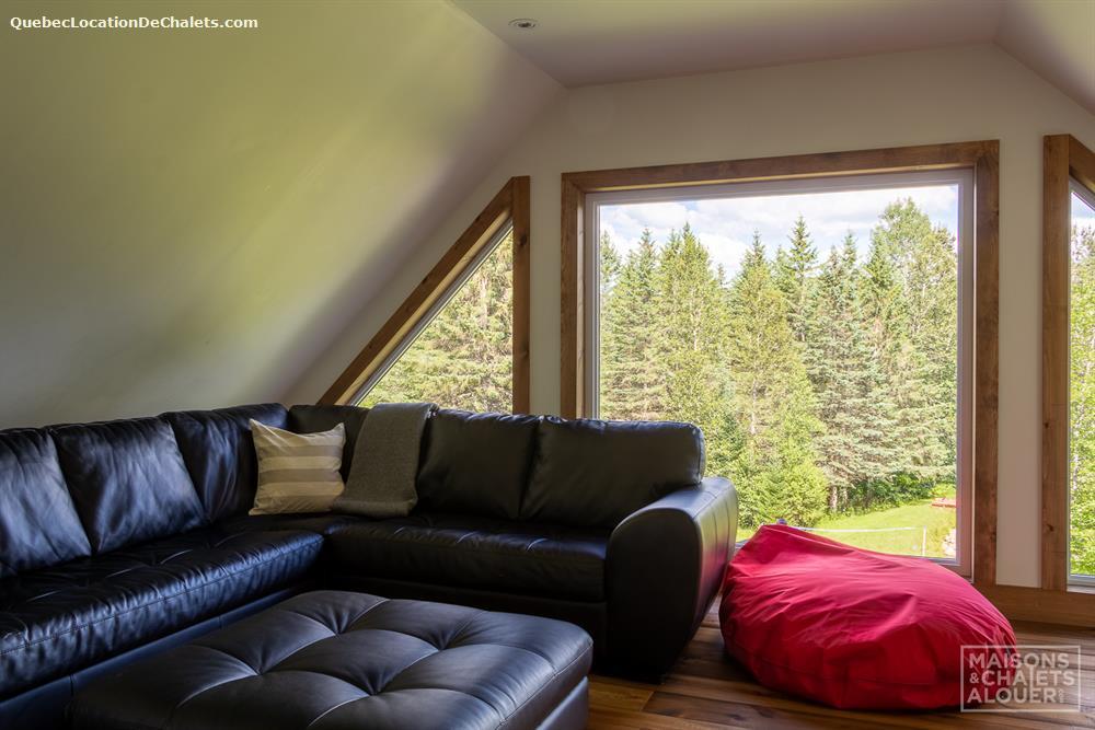 cottage rental Estrie/Cantons-de-l'est, Saint-Herménégilde (pic-12)