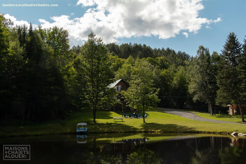 cottage rental Estrie/Cantons-de-l'est, Saint-Herménégilde (pic-6)