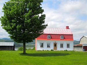chalet à louer Ile d'Orléans, Québec