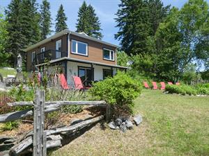 waterfront cottage rentals Chute Saint-Philippe, Laurentides