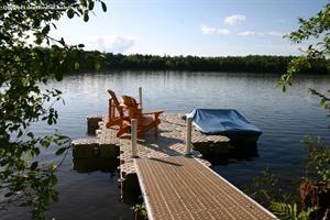 waterfront cottage rentals Canton de Cleveland, Estrie/Cantons-de-l'est
