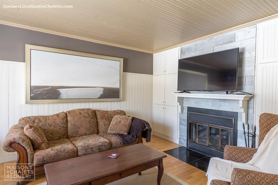 cottage rental Lanaudière, Saint-Côme (pic-11)