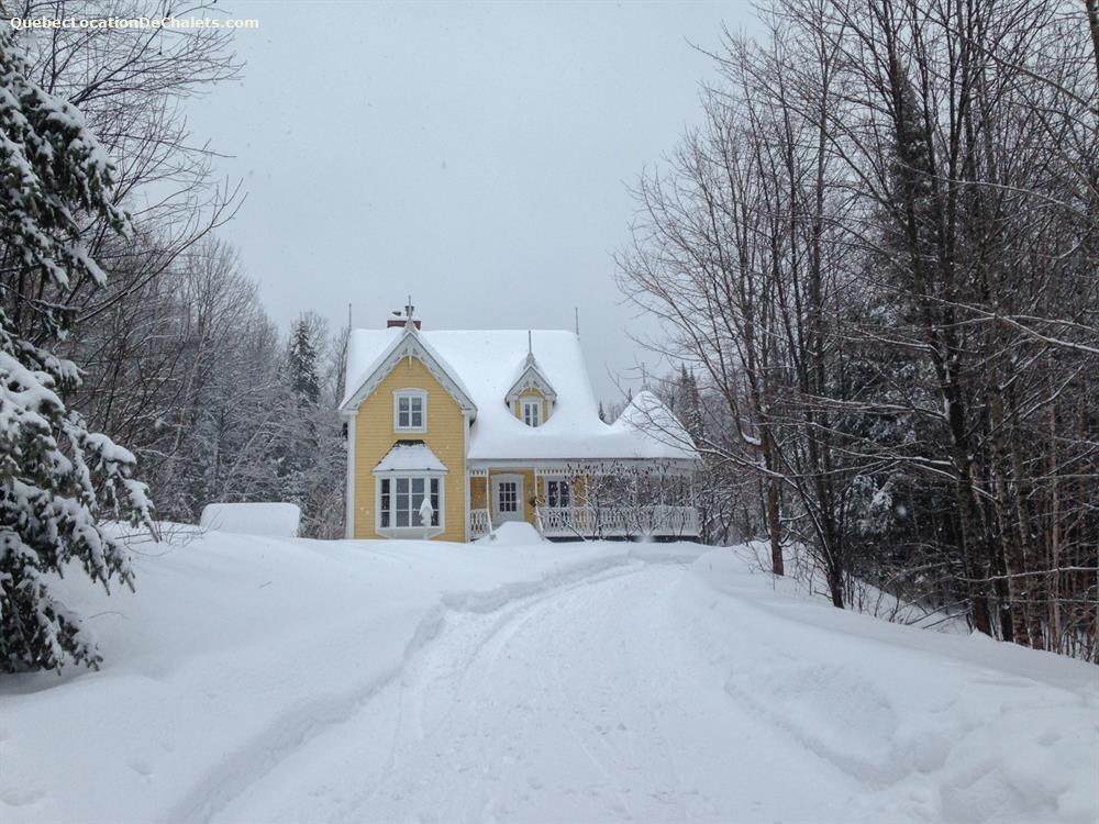 cottage rental Lanaudière, Saint-Côme (pic-18)